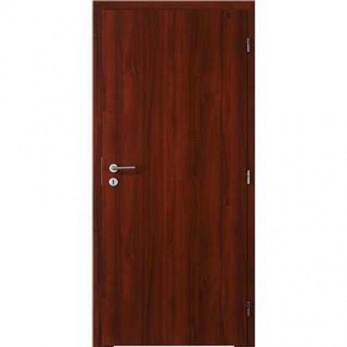 Interiérové dveře Plné hladké 60/197 DTD CPL laminát / OŘECH SKLADEM