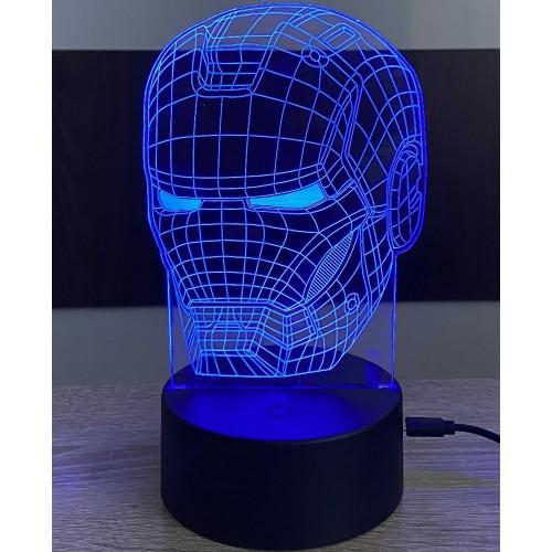 3D stolní lampa DD-008