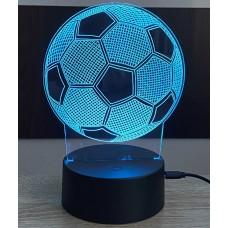 3D stolní lampa DD-061