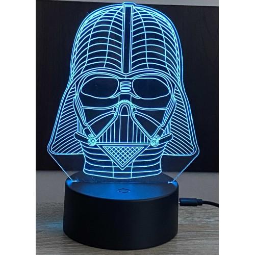 3D stolní lampa DD-070