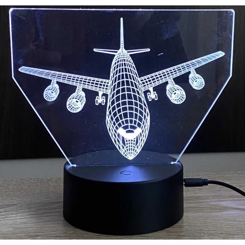 3D stolní lampa DD-086