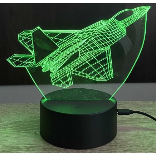 3D stolní lampa DD-096