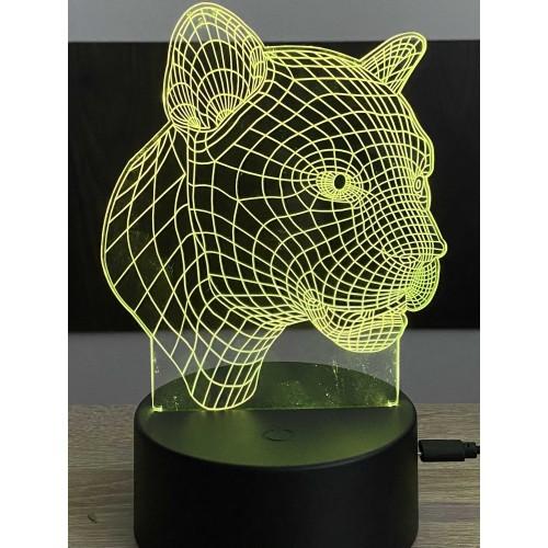 3D stolní lampa DD-102
