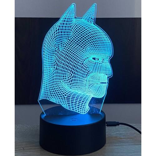 3D stolní lampa DD-106