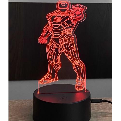 3D stolní lampa DD-115