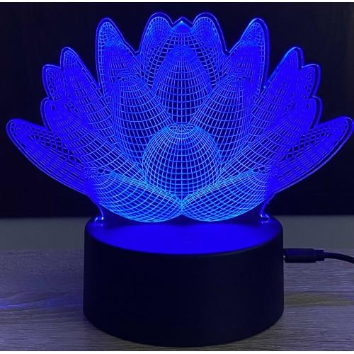 3D stolní lampa DD-147