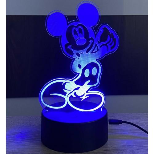 3D stolní lampa DD-154