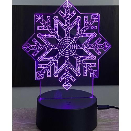 3D stolní lampa DD-162