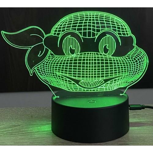 3D stolní lampa DD-185