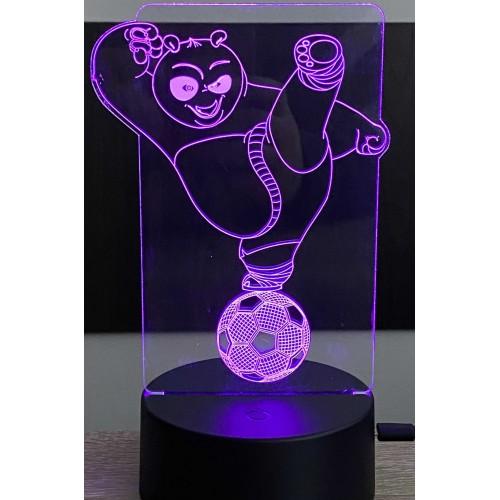 3D stolní lampa DD-195