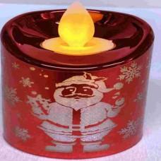 Kouzelná svíčka červená