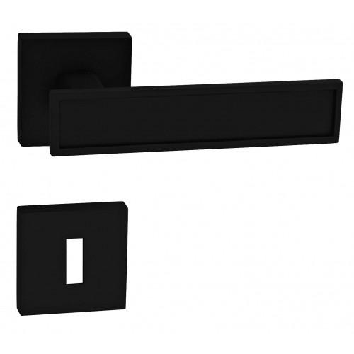 Černá klika TI - LINHA 3 Vario - HR 3039Q
