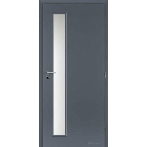 Protipožární Prosklenné dveře Masonite Vertika