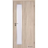 Interiérové dveře Masonite - Vertika ALU