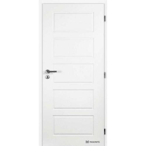 Protipožární vchodové dveře Masonite - Oregon Plné