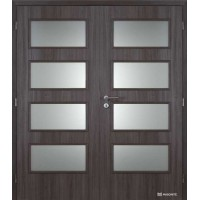 Dvoukřídlé interiérové dveře Masonite - Dominant