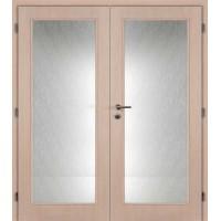 Dvoukřídlé interiérové dveře Masonite - Sklo 4/5