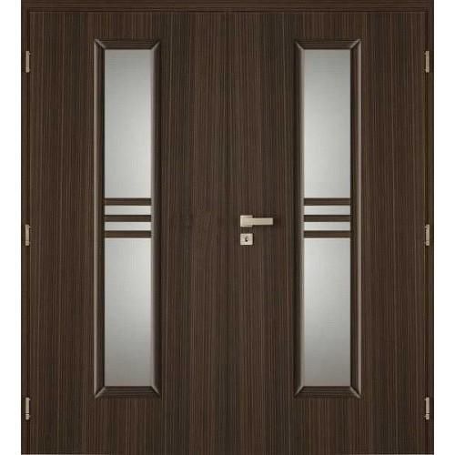 Dvoukřídlé interiérové dveře Masonite - Stripe