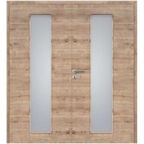 Dvoukřídlé interiérové dveře Masonite - Linea