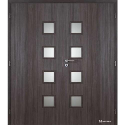 Dvoukřídlé interiérové dveře Masonite - Giga