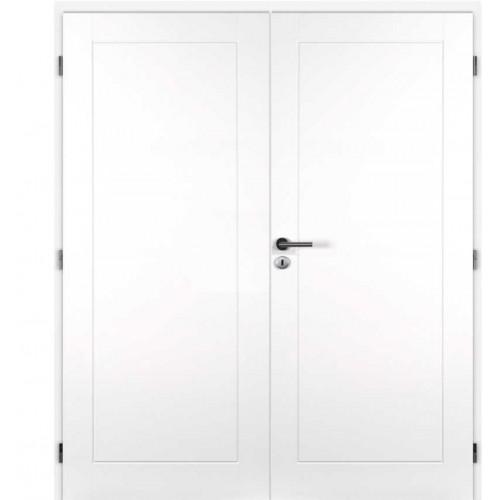 Dvoukřídlé interiérové dveře Masonite - Tampa plné