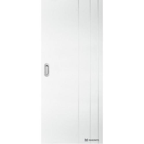 Posuvné dveře na stěnu Masonite - Bordeaux plné