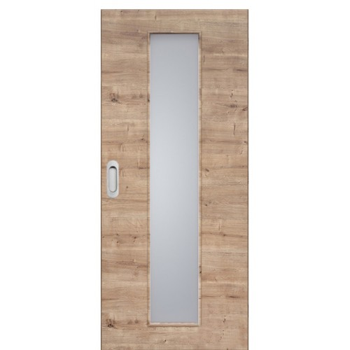 Posuvné dveře na stěnu Masonite - Linea