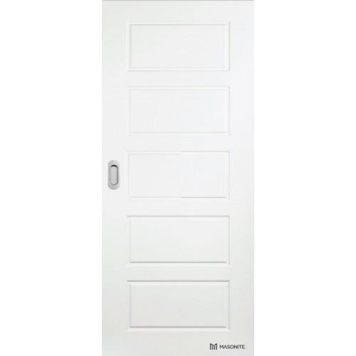 Posuvné dveře na stěnu Masonite - Oregon plné