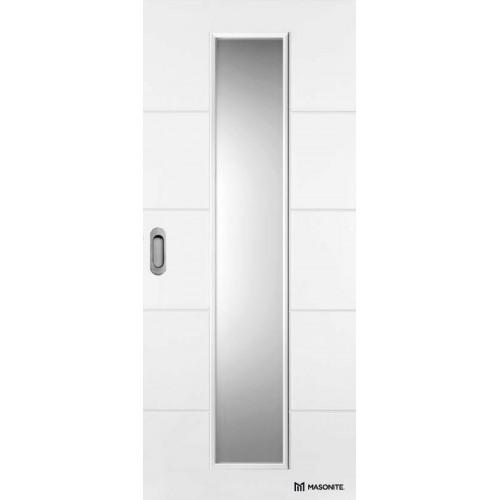 Posuvné dveře do pouzdra Masonite - Quatro Linea