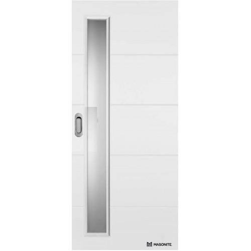 Posuvné dveře do pouzdra Masonite - Quatro Vertika