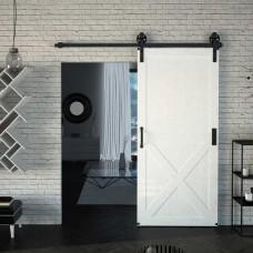 Kovaný posuvný systém na stěnu DesignLine -  Izyda