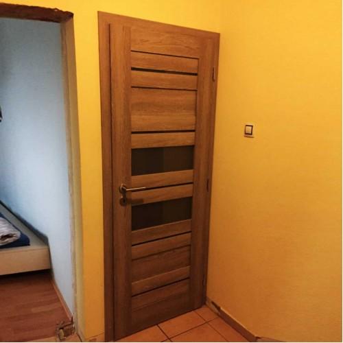 Falcové rámové dveře