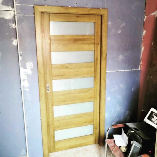 Posuvné dveře do pouzdra