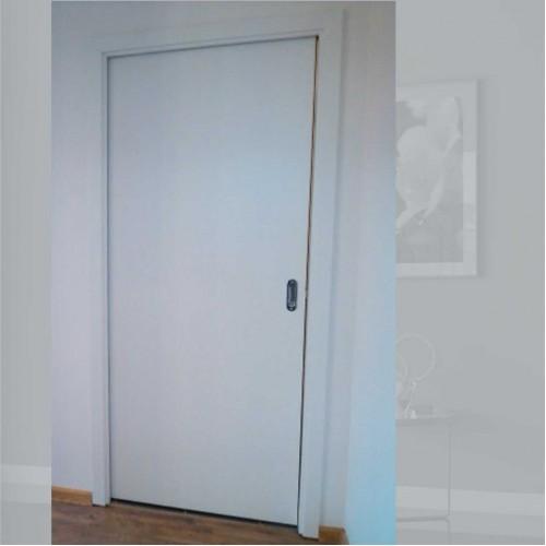 Plné hladké posuvné dveře do pouzdra