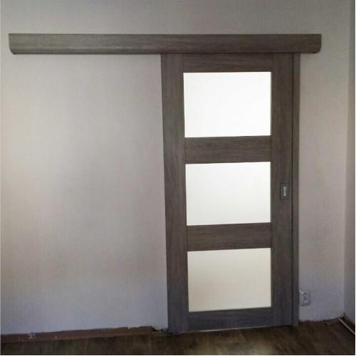 Posuvné dveře na stěnu