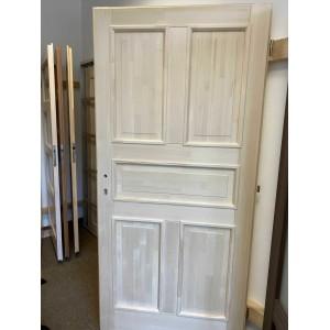 Dřevěné dveře Vchodové Vltavín