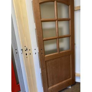 Dřevěné dveře Iva
