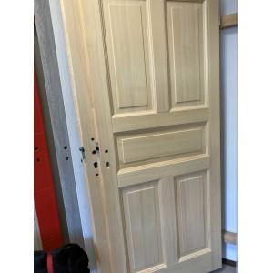 Dřevěné dveře Vlasta