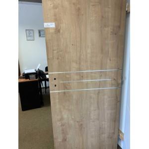 Dveře Masonite ALU