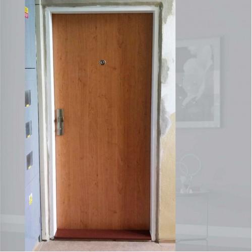 Bezpečnostní vchodové dveře do bytu