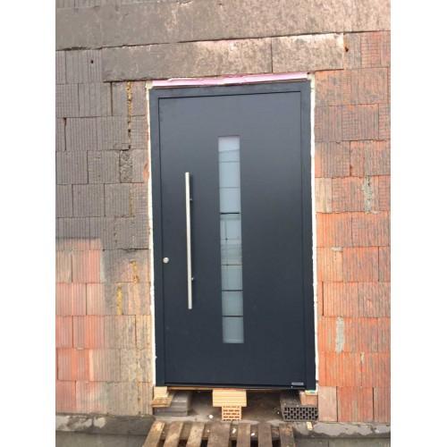 Hliníkové dveře Hörmann