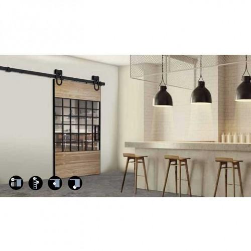 Kovaný posuvný systém na stěnu ROC Design Magni