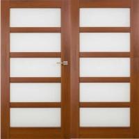 Dvoukřídlé interiérové dveře VASCO Braga