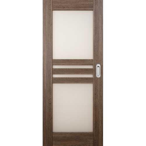 Posuvné dveře na stěnu VASCO Madera